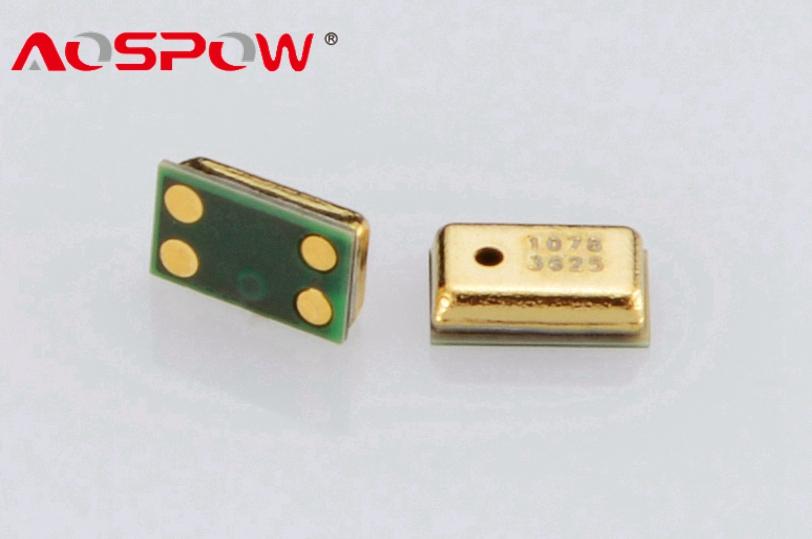 CMOS 硅咪头原理与电容式微咪头原理